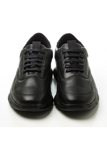 Frau 0As9W2024657 Erkek Ayakkabı Siyah